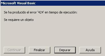 error 424