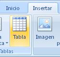las tablas de Excel son lo mejor de la versión 2007