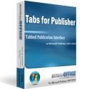 pestañas para Publisher