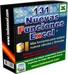 131 nuevas funciones Excel