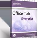 pestañas en Office enterprise