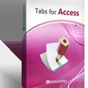 pestañas para Access