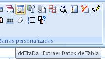 extraer datos mediante ddtrada