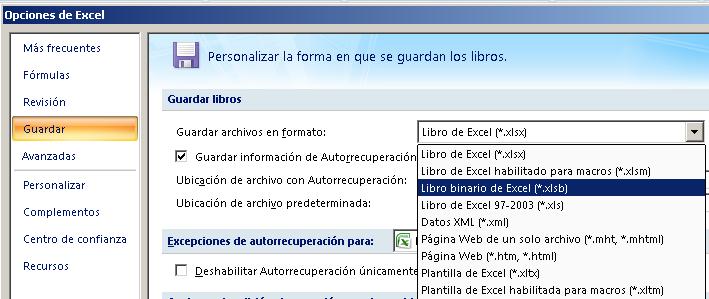 Libro opciones binarias español